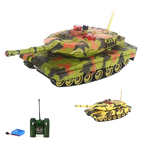 german leopard 2a5 rc ferngesteuerter panzer gefechtmodi. Black Bedroom Furniture Sets. Home Design Ideas